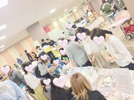 キラ☆make ファミリアフェスタ、ワークショップご参加ありがとうございました!
