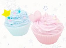 オンライン教室「 カップケーキ石けんづくり」送料無料キャンペーン。