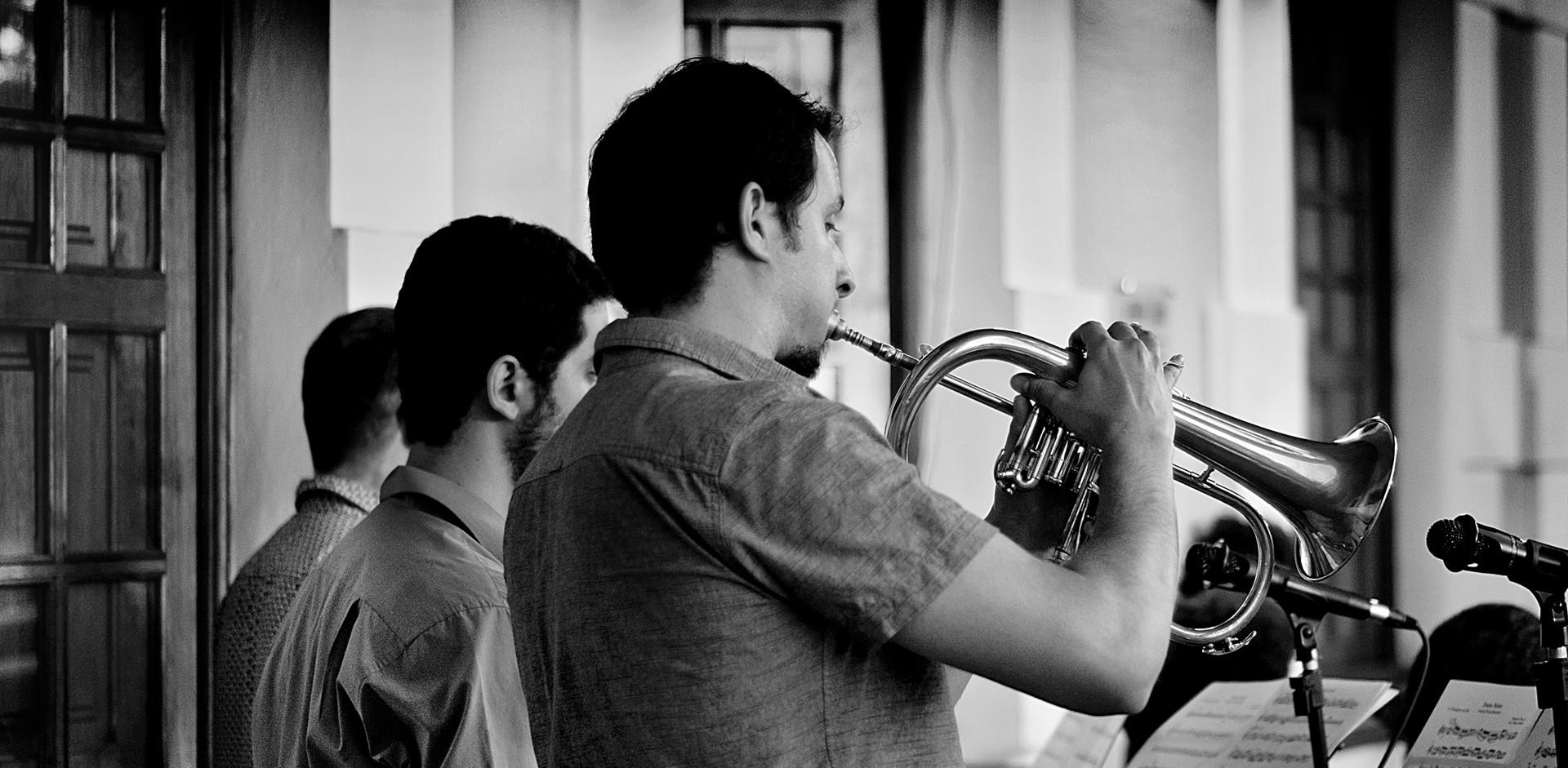 Trompetes - Noneto de Casa