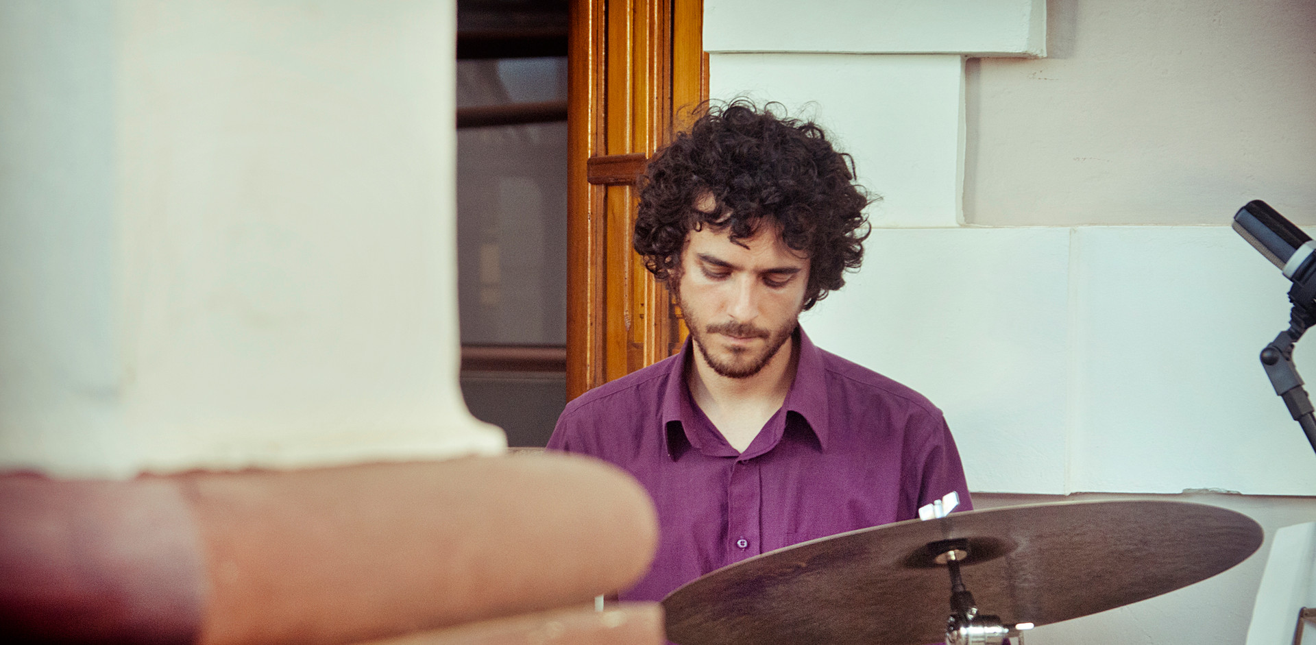 Joao Casimiro - baterista