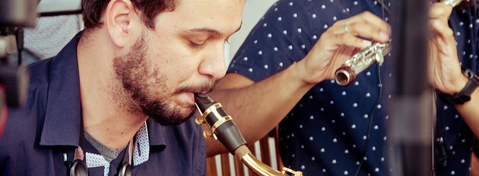 Isaias Alves - saxofone