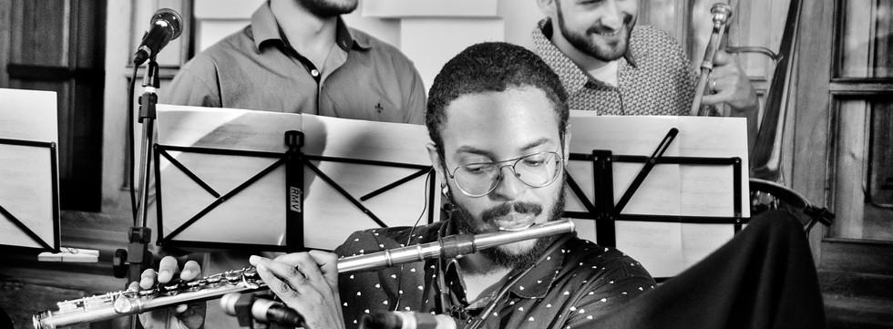 Do de Carvalho - flauta
