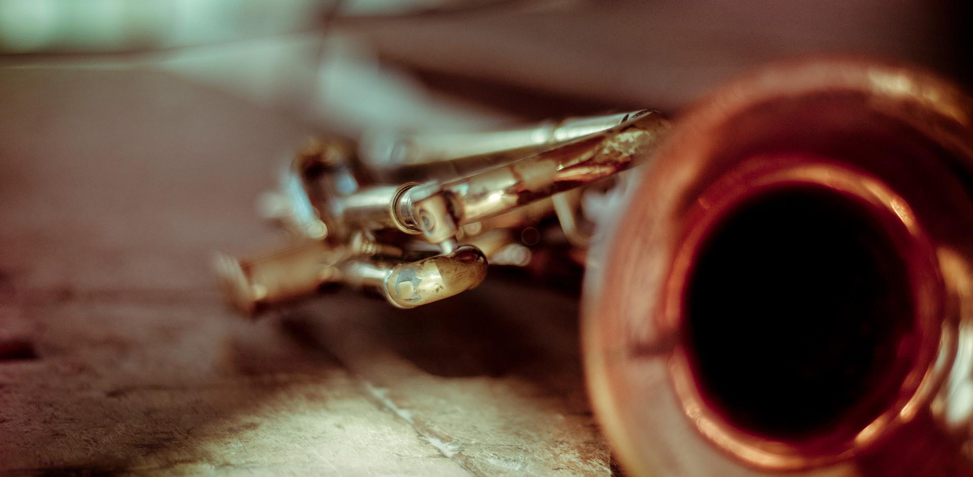 Trompete - Noneto de Casa