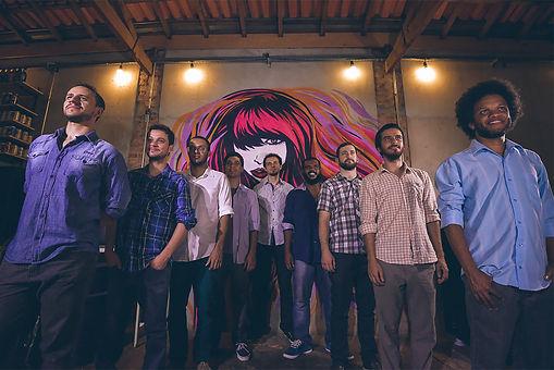 Noneto de Casa | brazilian music