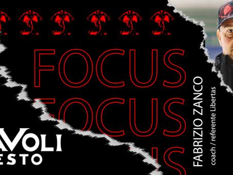 Avviato il progetto Libertas - Parla coach Fabrizio Zanco