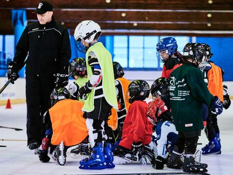 Scuola Hockey: finalmente si torna in pista