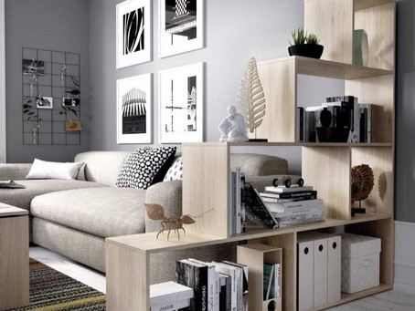 Ideas para separar ambientes con estilo