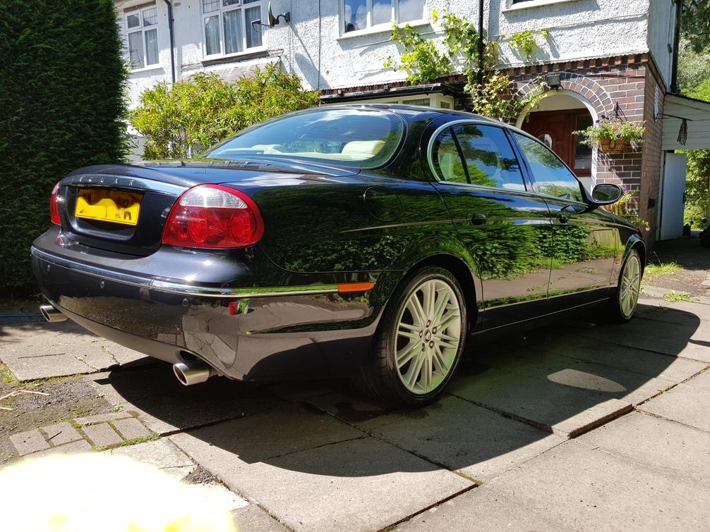 Jaguar S-Type1