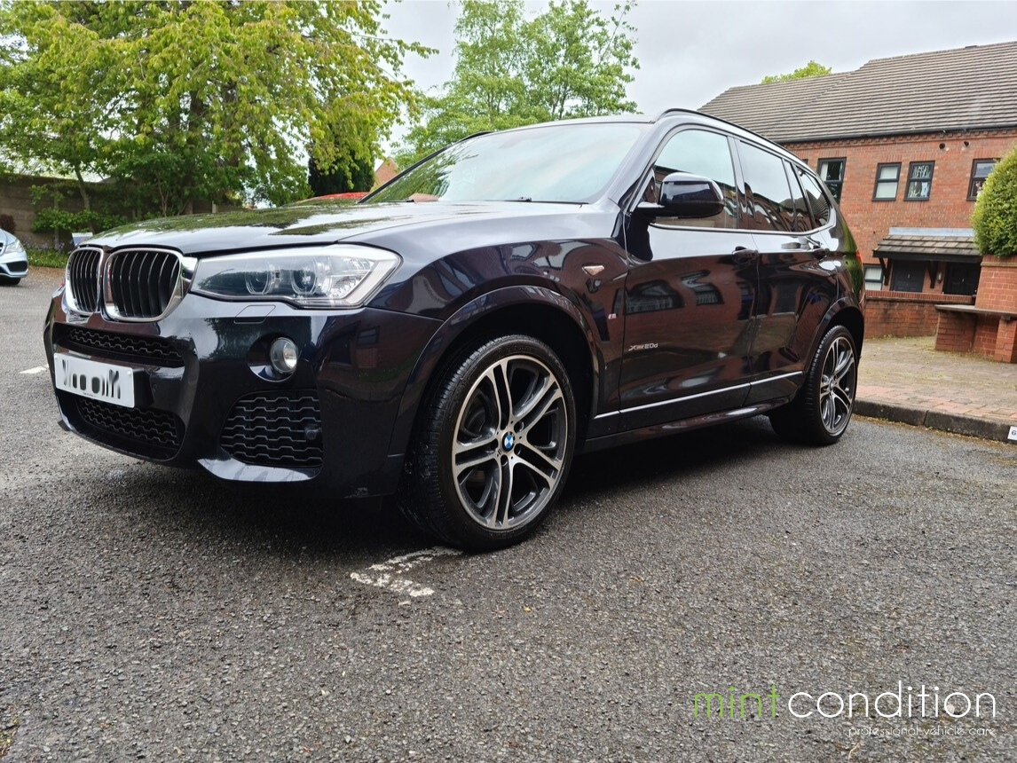 BMW X5 - Three Star