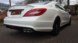 Mercedes cls 63 AMG, mint condition professional vehicle care