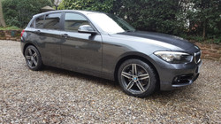 BMW 1 Series, mint condition