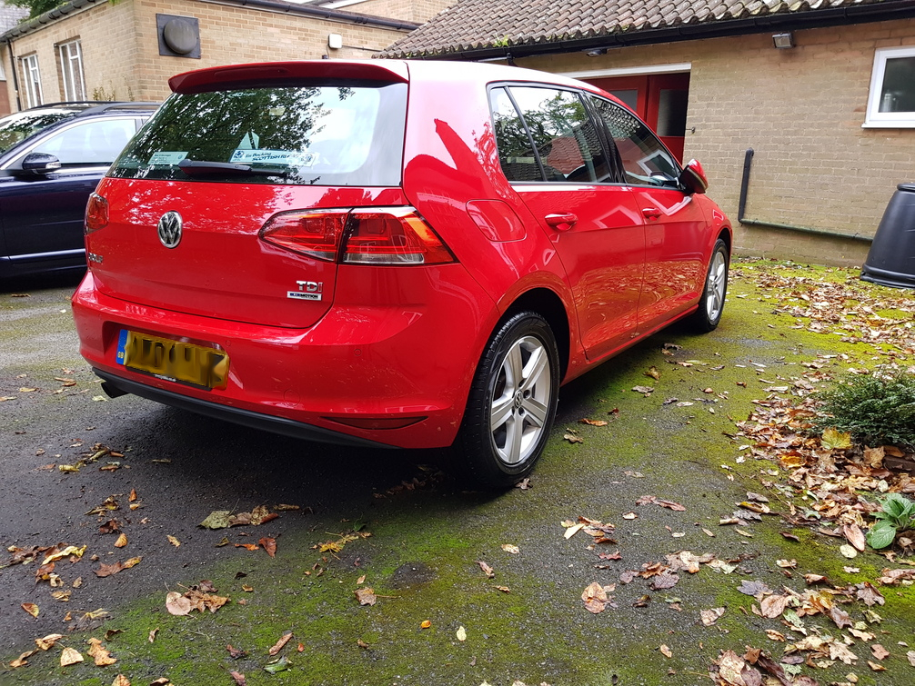 VW Golf - TWO STAR