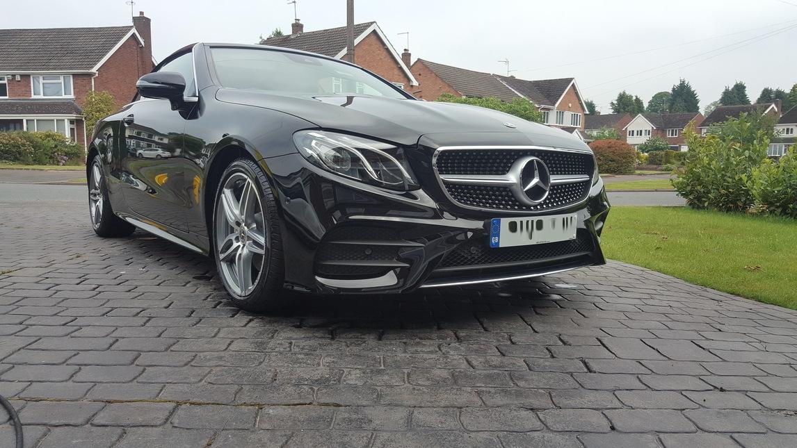 Mercedes e class conv