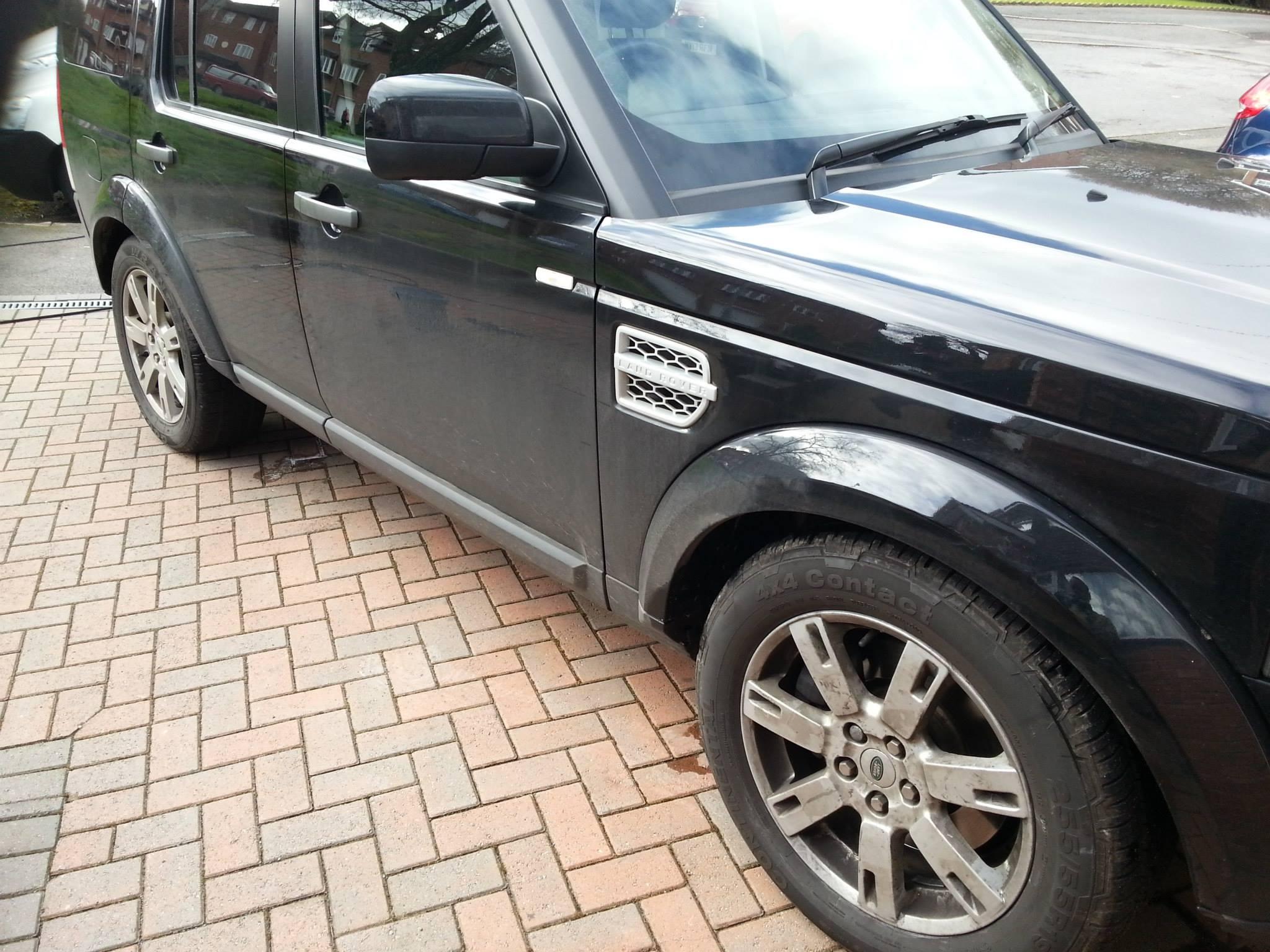 car valeting Birmingham, mobile vale