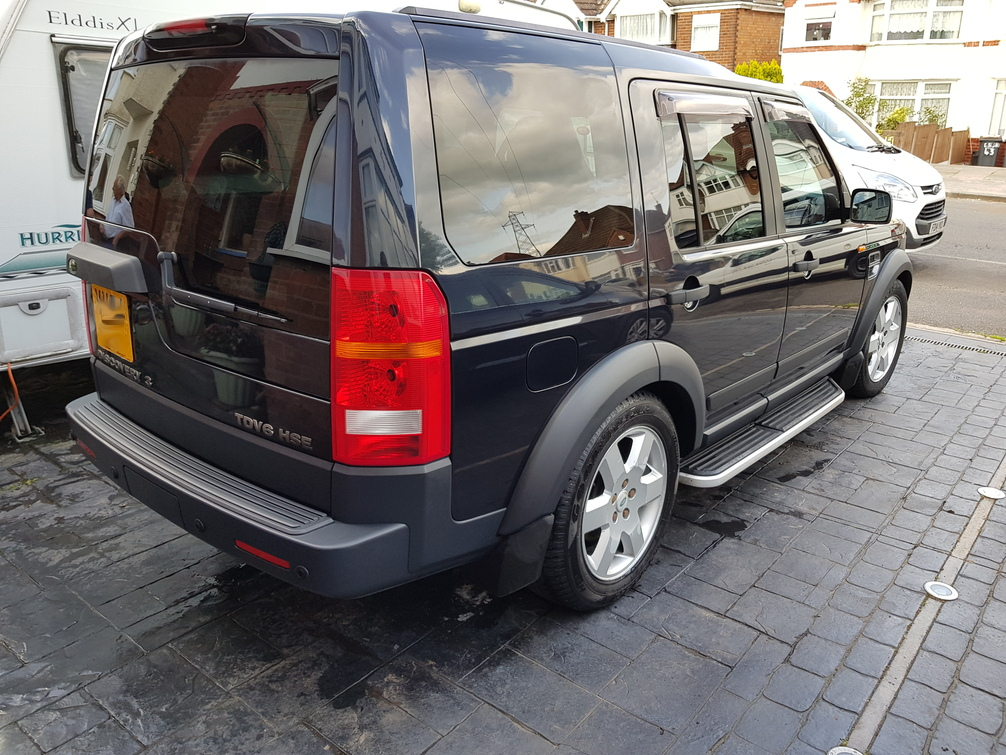 Land Rover Discovery After