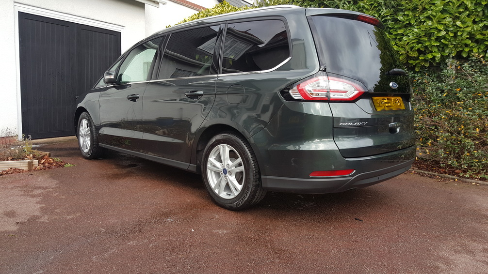 Ford Galaxy, Car valeting Midlands