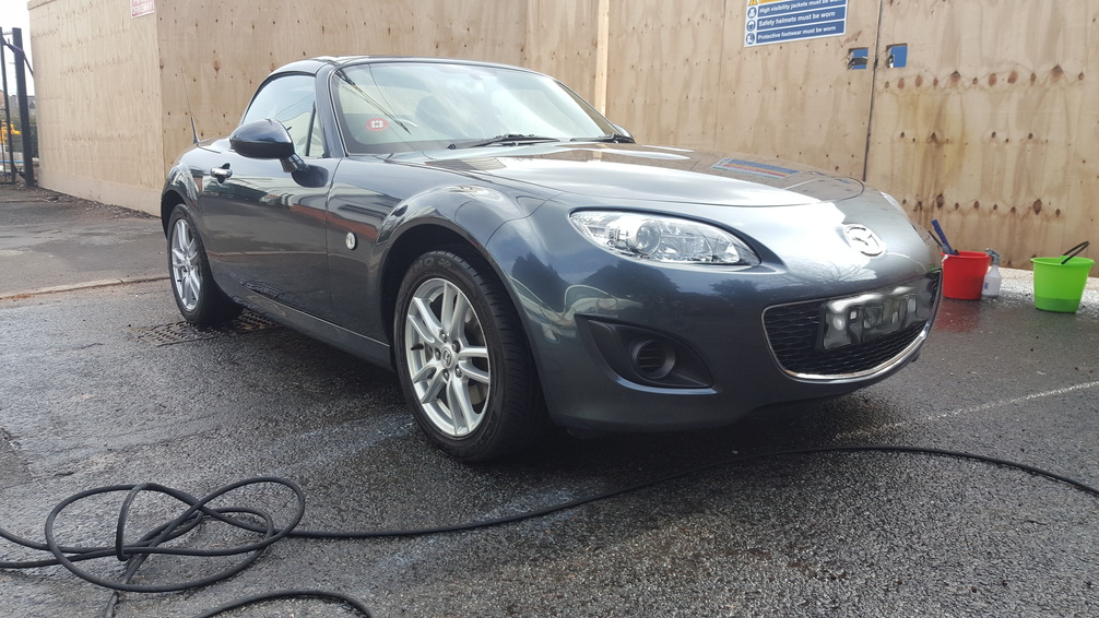 Mazda MX5, mint condition