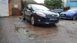 Ford Focus car valeting Birmingham