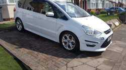 Ford s-max after