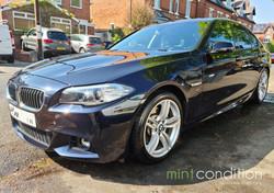 BMW 5 Series - Three Star