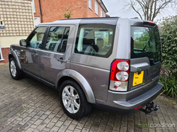 land rover mobile valeting