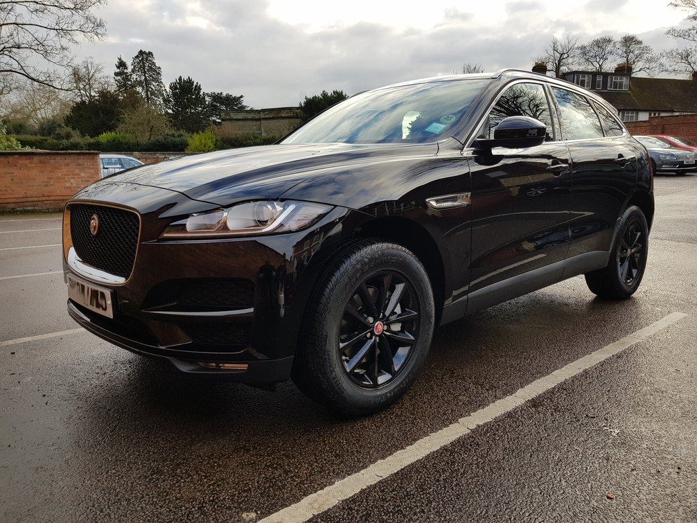 Jag F-Pace
