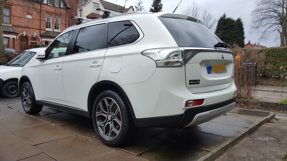 Mitsubishi, mint condition, car valeting Birmingham