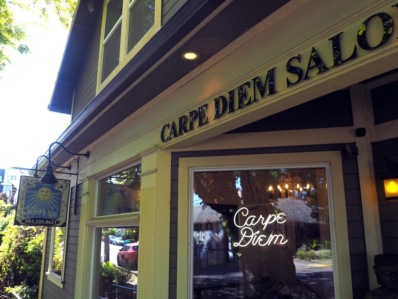 Carpe Diem Storefront