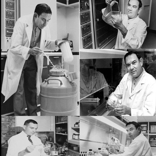 Dr. Leonard Hayflick