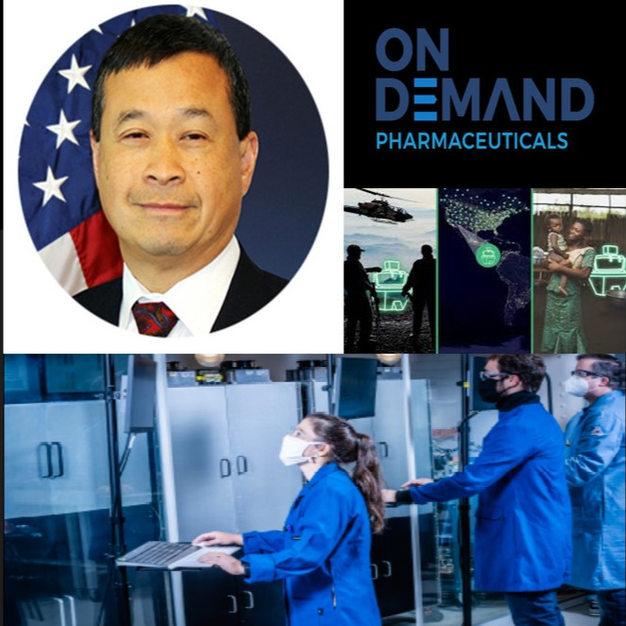 Dr. Geoffrey Ling, MD, PhD