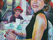 MARY JEAN'S RED HAT