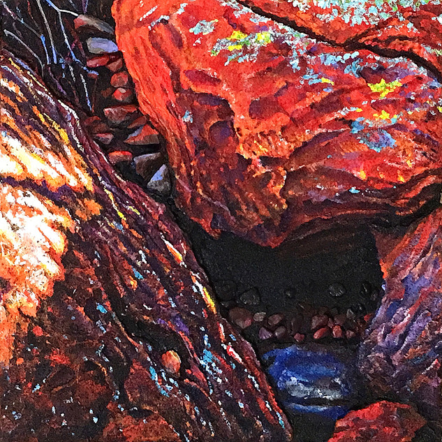 RED CAVE