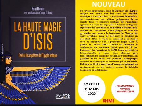 LA HAUTE MAGIE D'ISIS