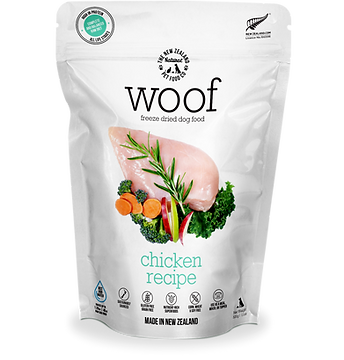 Woof 320g Chicken Front.png