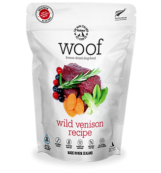 Woof 280g Wild Venison Front.png