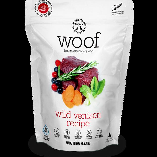 Woof 280g Wild Venison Front.png