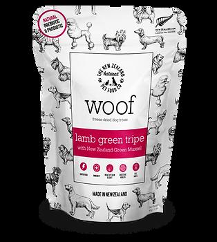 Woof Lamb Green Tripe Treat Front.png