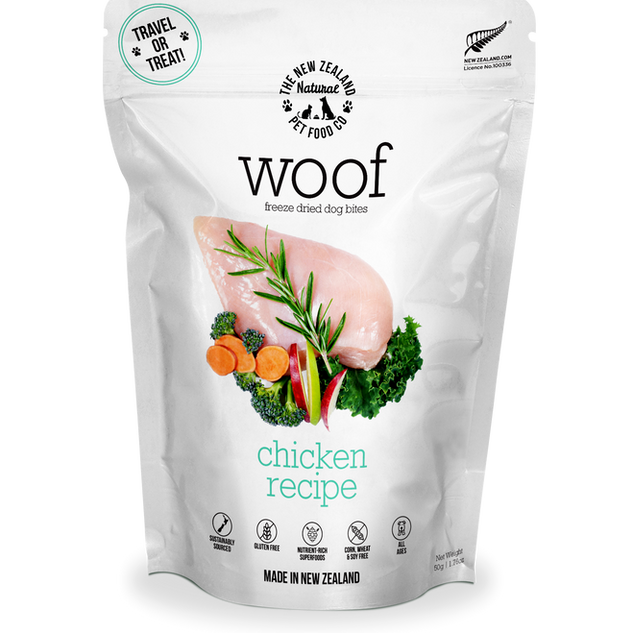 Woof 50g Chicken Front.png