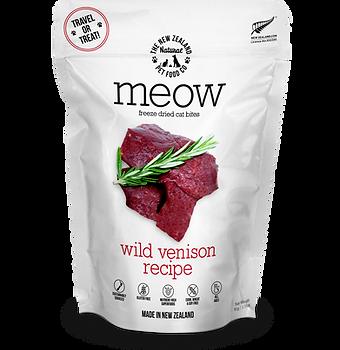 Meow 50g Wild Venison Front.png