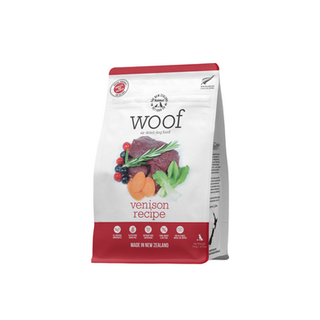 Woof Venison Air Dried Front 750g.png