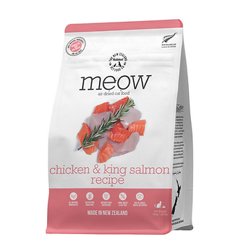 Meow Chicken & King Salmon Air Dried Fro
