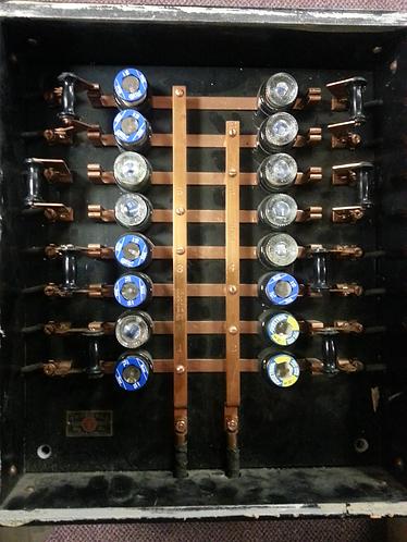 Historic electric panel