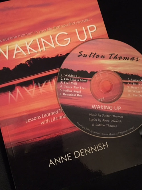 Waking Up - Book/CD Combo Pack