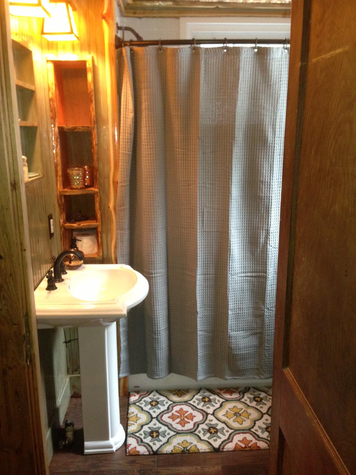 Complete bathroom remodel 2013