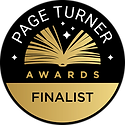 PNG 2048x2048 - Page Turner Awards - 2021 Finalist Circle Brand Logo (C).png