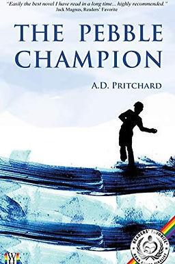 The Pebble Champion by Alan David Pritchard