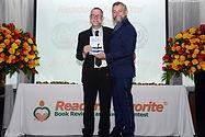Alan David Pritchard Readers' Favorite Award Ceremony 2019