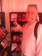 Alan David Pritchard Miami Book Fair 2019