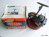 ALPHA FLEXON model 3368A 'Lightweight de-luxe' Silver type paint finish with box
