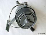 ALPHA FLEXON model No.3346 'Heavy model'  Silver type paint finish vintage fishing reel